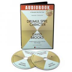 Drumul spre caracter - Audiobook