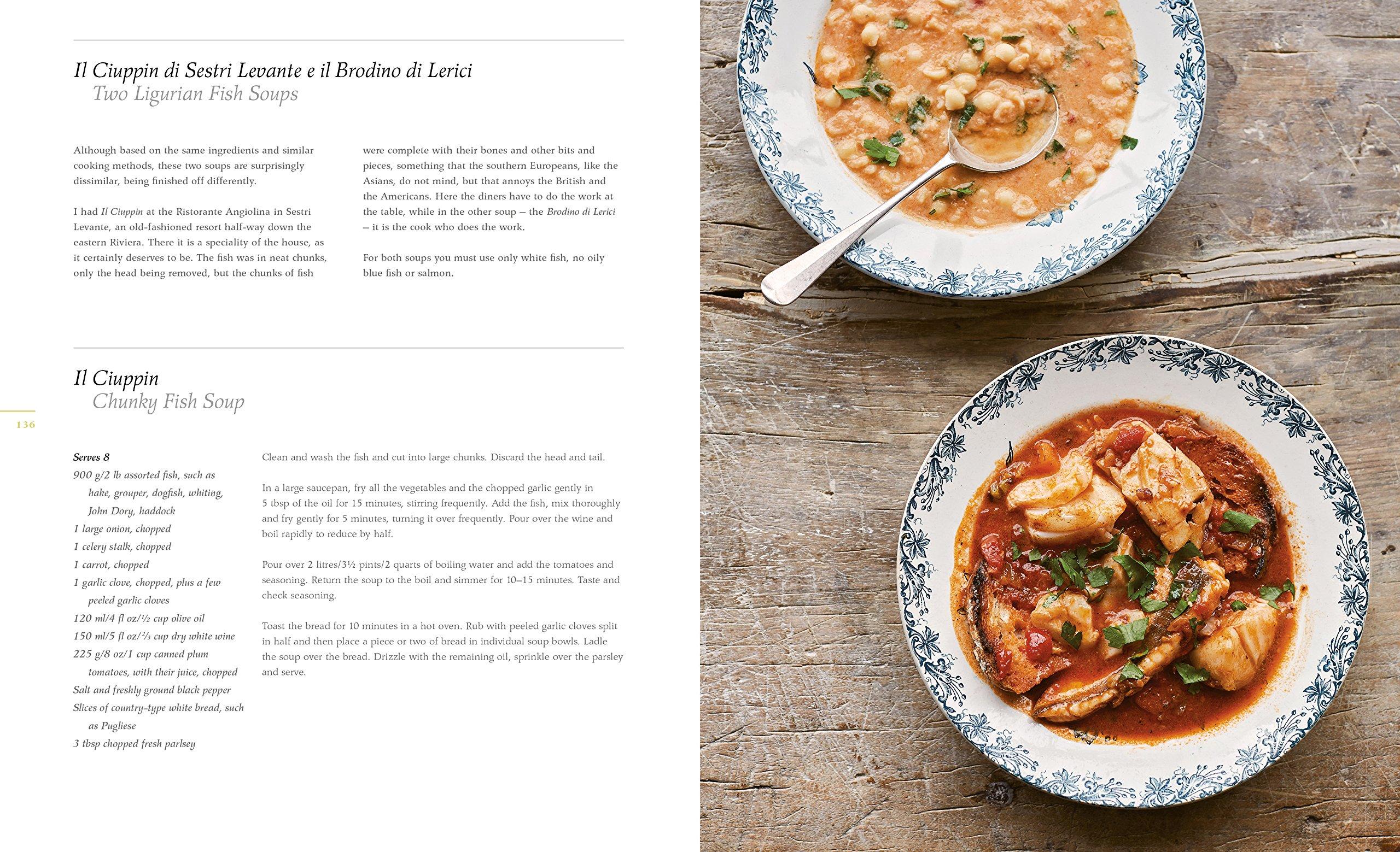 classic italian recipes del conte anna