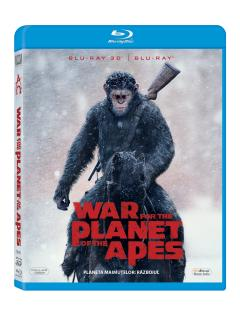 Planeta Maimutelor - Razboiul 2D+3D (Blu Ray Disc) / War for the Planet of the Apes
