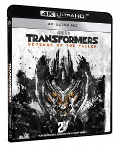 Transformers - Razbunarea celor invinsi UHD (Blu Ray Disc) / Transformers - Revenge of the Fallen