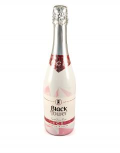 Vin spumant - Black Tower Rose, demisec