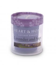 Lumanare - Lavender and Sage