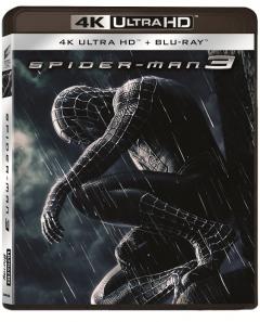 Omul-Paianjen 3 4K (Blu Ray Disc) / Spider-Man 3