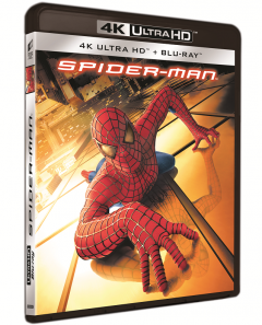 Omul-Paianjen 4K (Blu Ray Disc) / Spider-Man