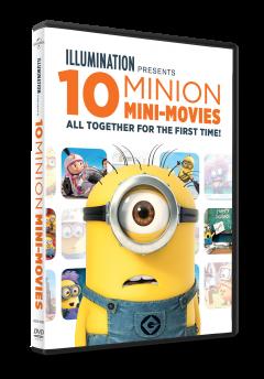 10 scurt metraje cu Minionii / 10 Minion Mini-Movies Collection