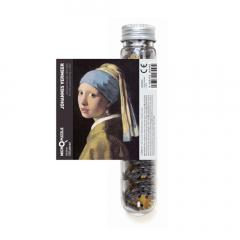 Micropuzzle - Pearl Earring