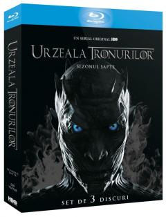 Urzeala tronurilor sezonul 7 (Blu Ray Disc) / Game of Thrones Season 7