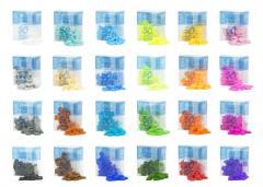 Rezerva Pixie, 50 buc - mai multe culori