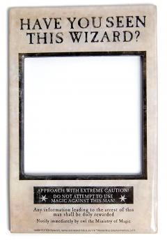 Rama pentru fotografie magnetica - Harry Potter Sirius Black