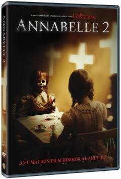 Annabelle 2 / Annabelle - Creation
