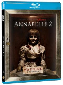 Annabelle 2 (Blu Ray Disc) / Annabelle - Creation