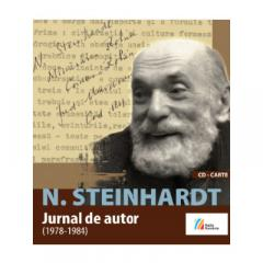 Jurnal de autor (1978-1984) - Carte+CD