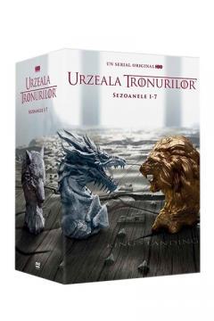Pachet Urzeala Tronurilor 1-7 / Game of Thrones 1-7