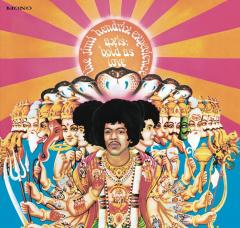 Axis: Bold As Love - Vinyl