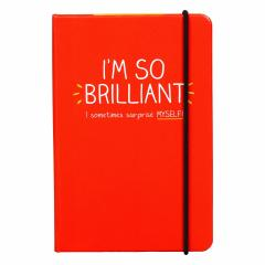 Agenda - Happy Jackson 'I'm So Brilliant'