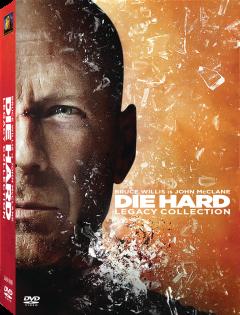 Greu de ucis Set 1-5 / Die Hard Collection 1-5