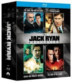 Colectia Jack Ryan - 4 titluri (Blu Ray Disc) / Jack Ryan Collection