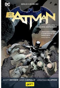 Batman #1 - Conclavul bufnițelor