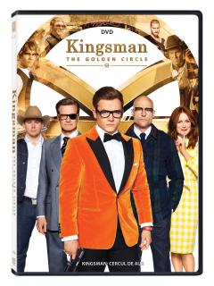 Kingsman - Cercul de aur / Kingsman - The Golden Circle