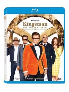 Kingsman - Cercul de aur (Blu Ray Disc) / Kingsman - The Golden Circle