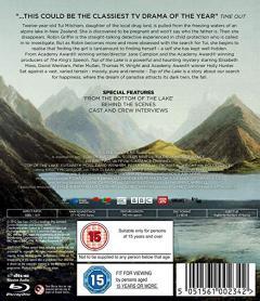 Top of the Lake (Blu Ray Disc)