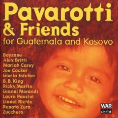 Pavarotti and Friends for Guatemala and Kosovo