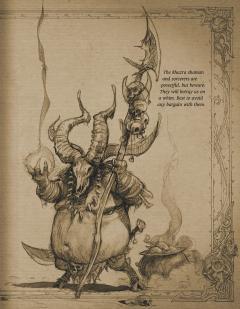 Diablo Bestiary