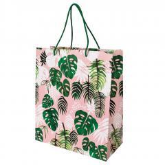 Punga de cadou mare - Tropical Palm