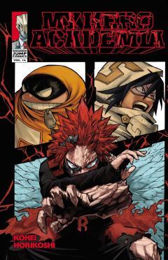 My Hero Academia - Volume 16