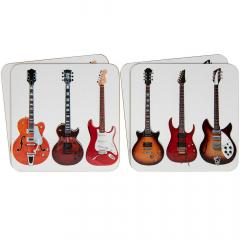 Suport pahar - Guitar Coasters