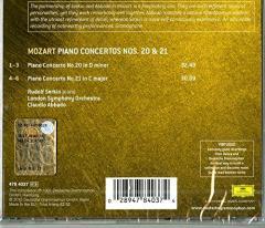 Mozart - Piano Concertos No.20, K.466 & No.21, K.467