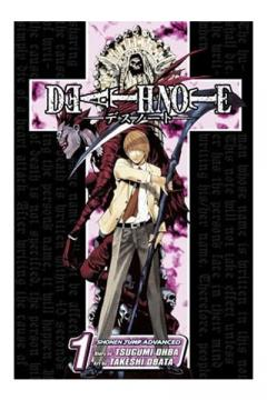 Death Note Vol. 1 - Boredom