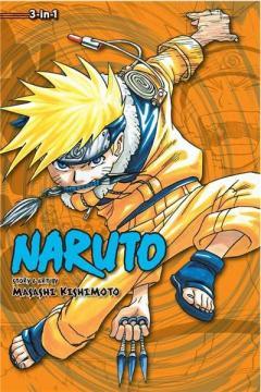 Naruto (3-in-1 Edition) - Volume 2