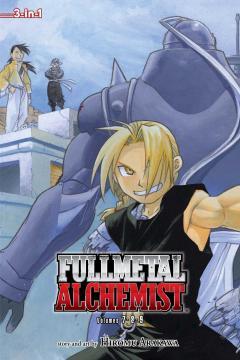 Fullmetal Alchemist (3-in-1 Edition) Vol. 3