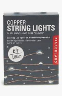 Ghirlanda de luminite - Copper String