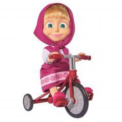 Papusa - Masha cu tricicleta