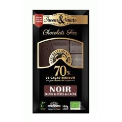 Ciocolata neagra - Feve de cacao