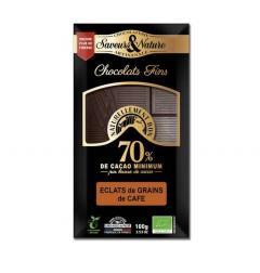 Ciocolata neagra - Grain de Cafe