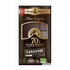 Ciocolata neagra - Tanzanie