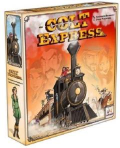 Colt Express - Aur la capatul liniei