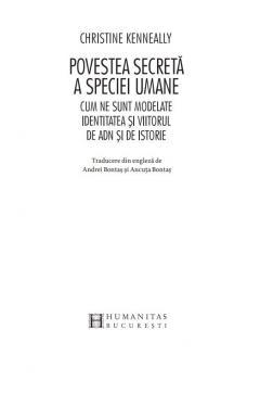 Povestea secreta a speciei umane