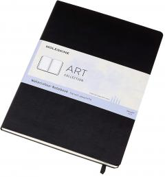 Carnet pentru schite - Moleskine Art Watercolour - Black