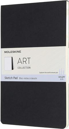 Carnet pentru schite - Moleskine Art Large - Black