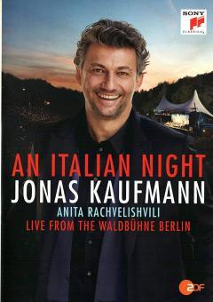 Eine italienische Nacht - Live aus der Waldbühne Berlin/An Italian Night - Live from the Waldbühne Berlin (DVD)