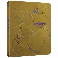 Bohemian Rhapsody (Blu Ray Disc) Steelbook / Bohemian Rhapsody