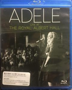 Live At The Royal Albert Hall (Blu-Ray + CD)