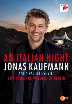 Eine italienische Nacht - Live aus der Waldbühne Berlin/An Italian Night - Live from the Waldbühne Berlin (Blu-Ray Disc)