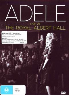 Adele Live At The Royal Albert Hall (DVD)