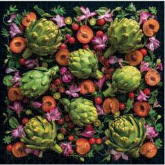 Puzzle - Artichoke Floral 500 piese