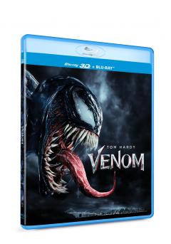 Venom (Blu-Ray Disc ) 2D+3D / Venom